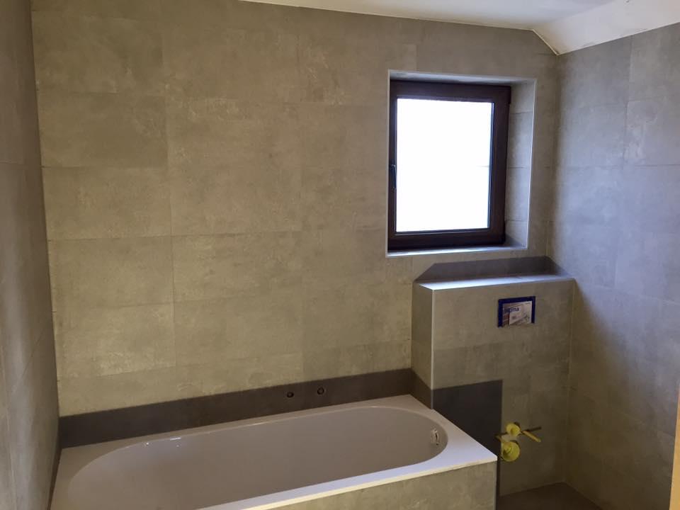 carrelage 30 60 gris affordable carreau de salle bain raw